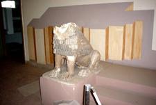 Lion from Tel Harmal225