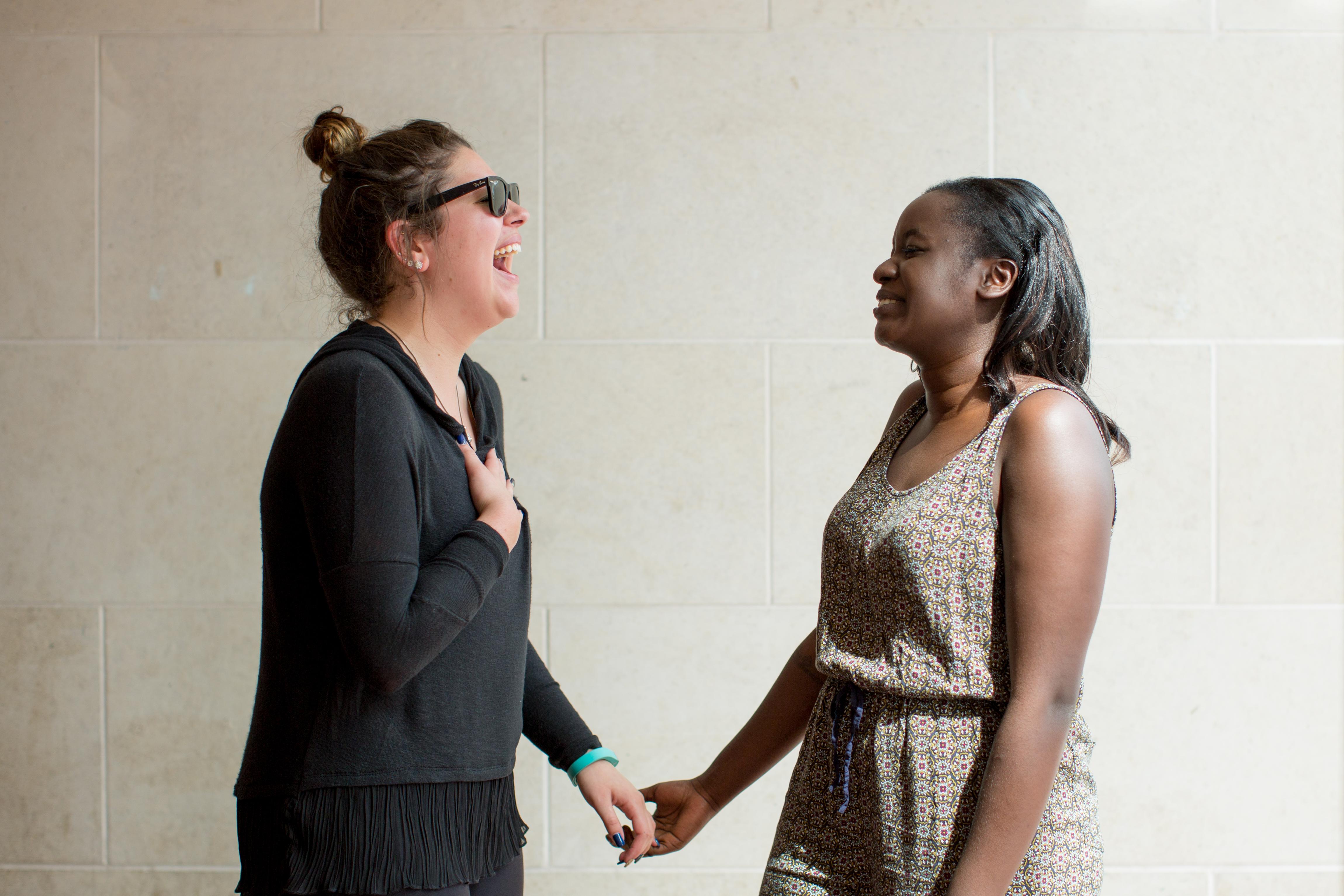 Michelle Peysakhovich, Michelle Oboro, Casting Call, Fall 2015