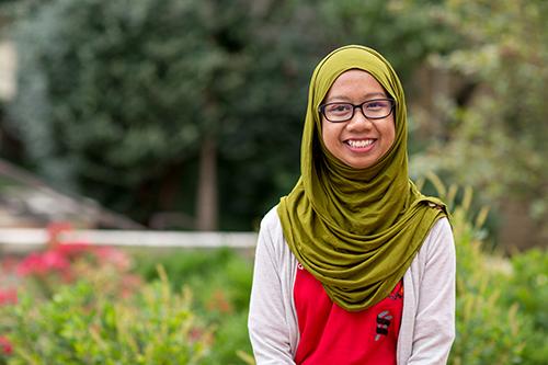 Nazirah Mohd, Casting Call, Fall 2015