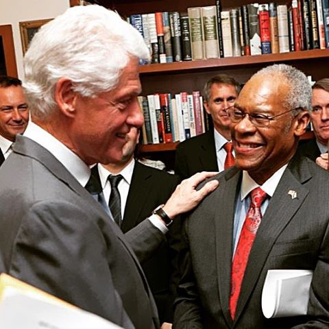 Delano Lewis was appointed U.S. Ambassador to South Africa by President Bill Clinton in 1999. Lewis served in that post until 2001.
