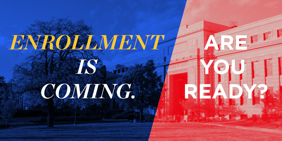 Enrollment is coming. Are you ready?