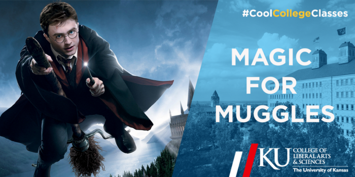 Magic For Muggles: Cool College Classes
