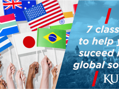7 Classes to help you succeed in a global society