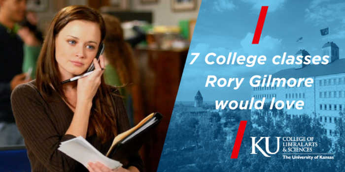 7 College classes Rory Gilmore would love